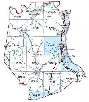 jefferson county dwi map