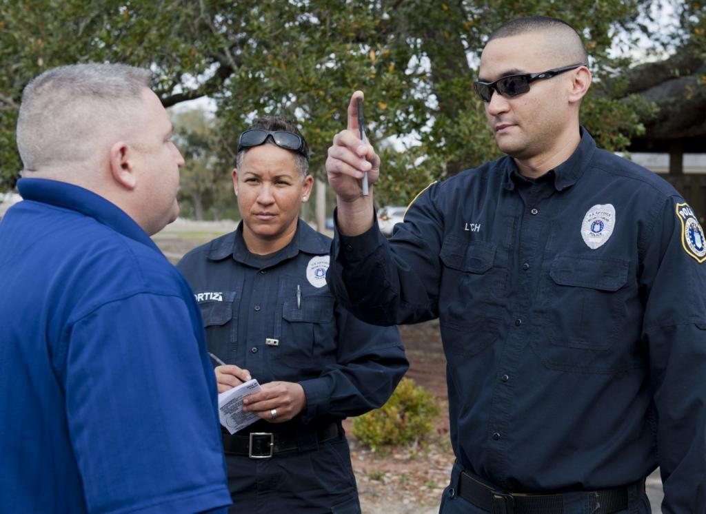 Do I Have to Perform Field Sobriety Tests?