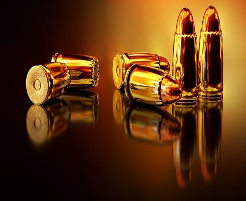 bullet sused in a gun crime